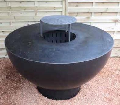 vulcano 120 bekag kamine ag. Black Bedroom Furniture Sets. Home Design Ideas